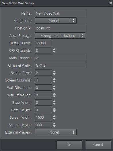 Video Wall Setup Tool - Viz Multiplay User's Guide - Vizrt