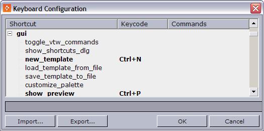 Keyboard Configuration - Viz Pilot User's Guide - Vizrt