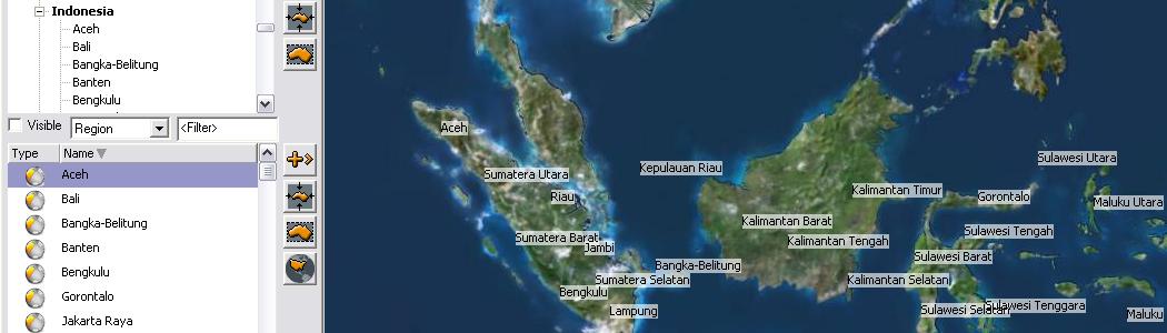 map tool bar viz world user s guide vizrt documentation center
