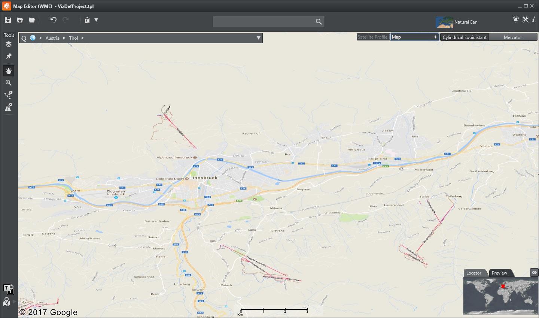Google Maps Profiles - Viz World